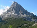 Rock Climbing Photo: Chinamans Peak Canmore Canada
