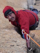 Rock Climbing Photo: Direct Beckey 11a Elephants Perch