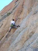 Rock Climbing Photo: Fine Line p1 11a