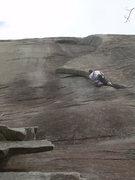 Rock Climbing Photo: Looking Glass NC