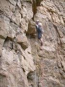 Rock Climbing Photo: Mudflap Girl p6
