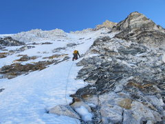 Rock Climbing Photo: Sikkim