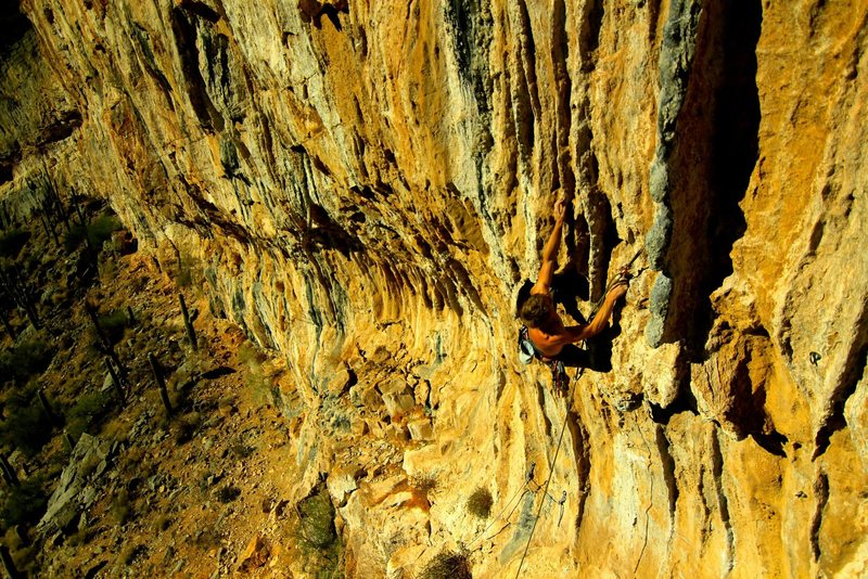 Rock Climbing Photo: TUFA!!!