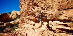 Rock Climbing Photo: Steep Thrills at the Sunny and Steep Wall. Decembe...
