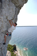 Rock Climbing Photo: nimbus at lions head