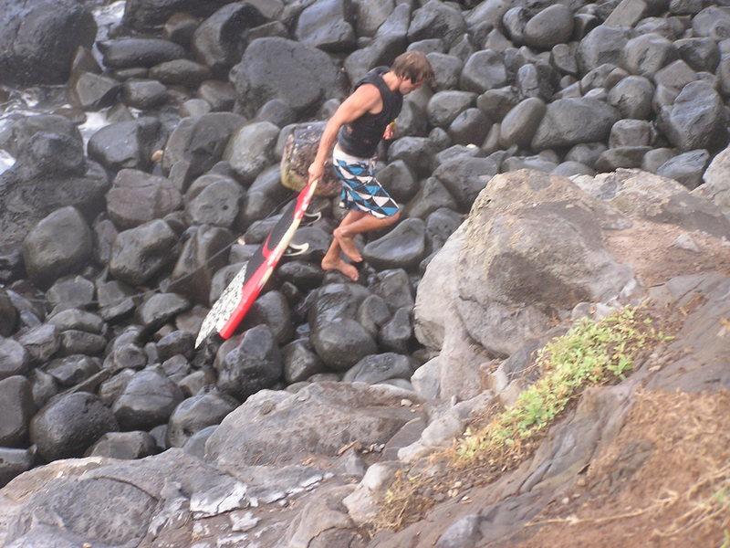 Rock Climbing Photo: Photo: Olaf Mitchell