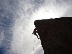 Rock Climbing Photo: LANY on Tyrone's.