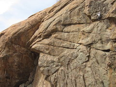 Rock Climbing Photo: First Female Ascent?! Haha, I think that's what Ke...