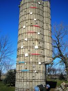 Rock Climbing Photo: Foam blocks and noodles,plus rock holds for dry to...