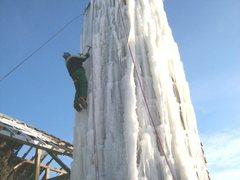 Rock Climbing Photo: 2012 ice season