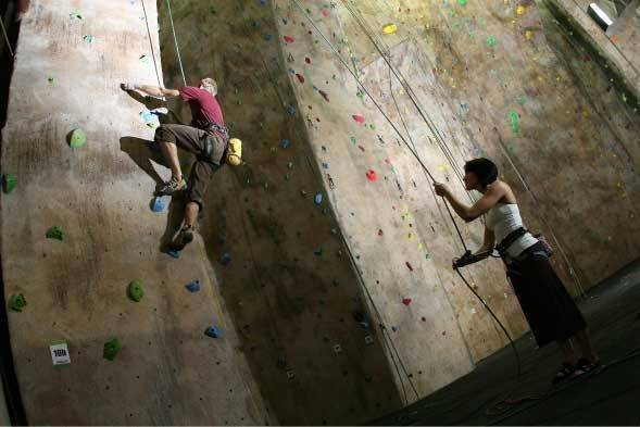 Rock Climbing Photo: Top rope or lead is possible!