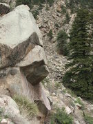 Rock Climbing Photo: Rattlesnake Roof 1.
