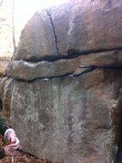 Rock Climbing Photo: Mayan Calendar.