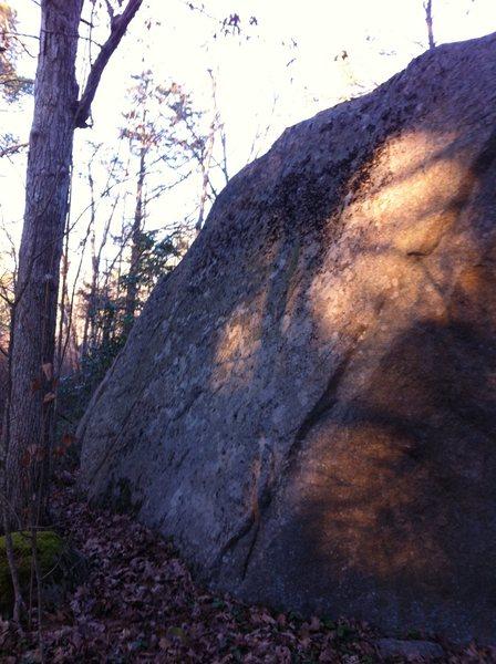 Rock Climbing Photo: Easy Buzz.
