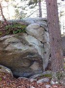 Rock Climbing Photo: Badass.