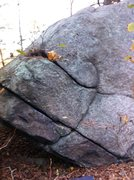 Rock Climbing Photo: Stuck 'em.