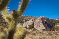 Rock Climbing Photo: Nick Ciotti on Chocoholic