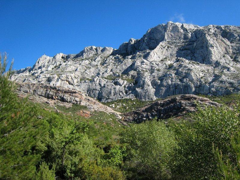 Sainte Victoire:  Cézanne's mountain