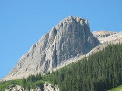 Rock Climbing Photo: TIVOLI Photo by Icefall Brook Lodge