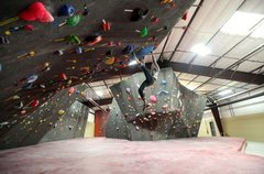 Rock Climbing Photo: The Beta Bouldering Gym, Flagstaff, AZ