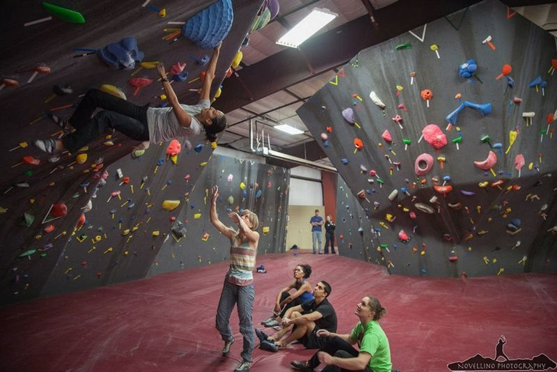 The Beta Bouldering Gym