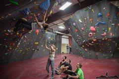 The Beta Bouldering Gym