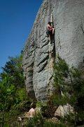 Rock Climbing Photo: Faith 5.8