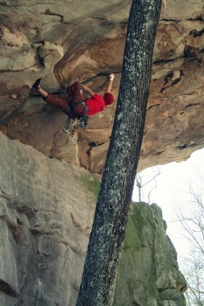 Rock Climbing Photo: Bring your tape!