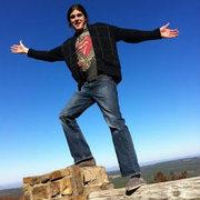 Rock Climbing Photo: Eric at Mt. Magazine...