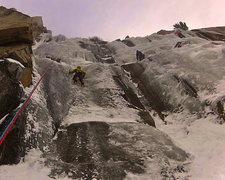 Rock Climbing Photo: LVC 12/16/12