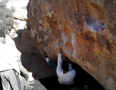 Rock Climbing Photo: Little Chucky