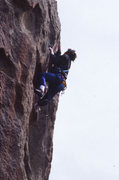 Rock Climbing Photo: Scream Cheese - late 80's
