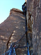 Rock Climbing Photo: Johnny Vegas P2