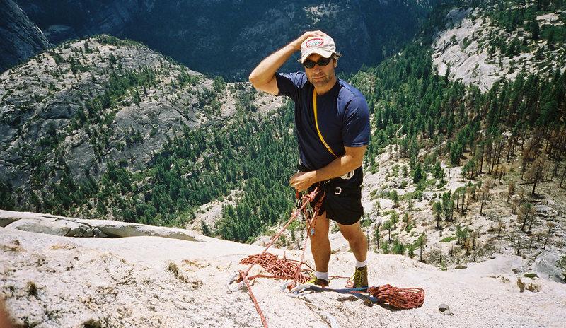 Rock Climbing Photo: Snake Dike