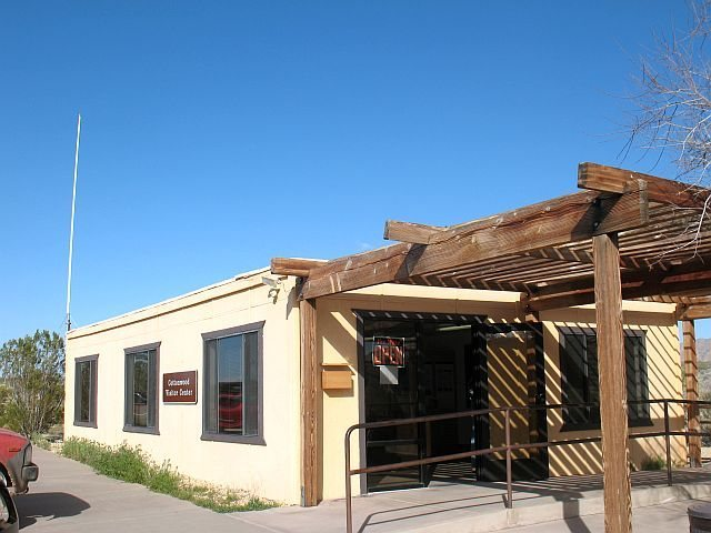 Cottonwood Visitor Center, Joshua Tree NP