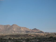 Rock Climbing Photo: Scenery in the Cottonwood Visitor Center Area, Jos...
