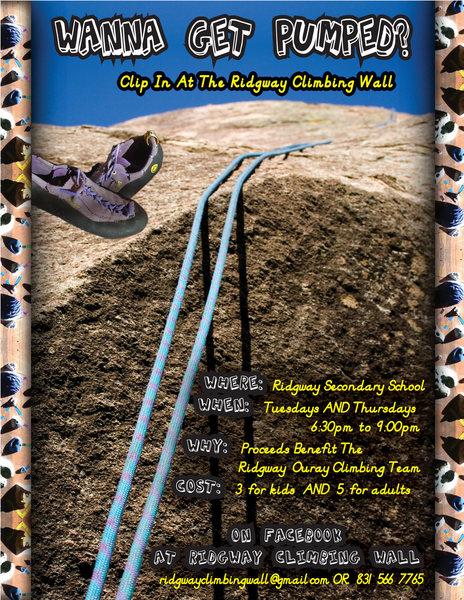 Rock Climbing Photo: Flyer!