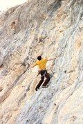 Rock Climbing Photo: a rest
