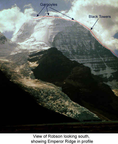 The Emperor Ridge
