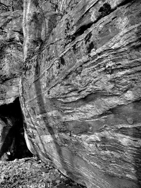 Siberian Boulder