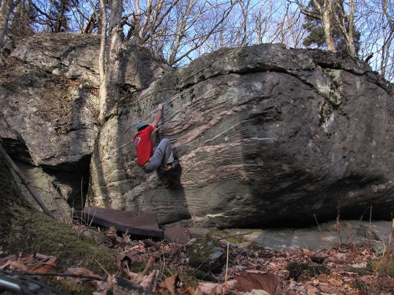 Rock Climbing Photo: Siberian