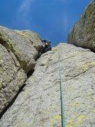 Rock Climbing Photo: Bon Homme