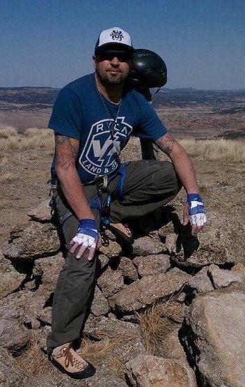 Rock Climbing Photo: Me On the Summit