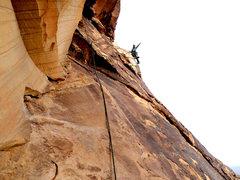 Rock Climbing Photo: Jubilant!