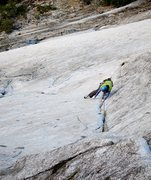 Rock Climbing Photo: Don't be fooled, these moves are a lot harder than...