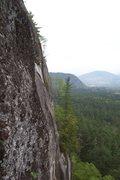 Rock Climbing Photo: partially scrubbed