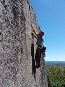 Rock Climbing Photo: Worth fires away.