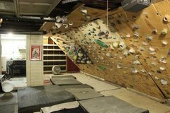 Rock Climbing Photo: the wall 2