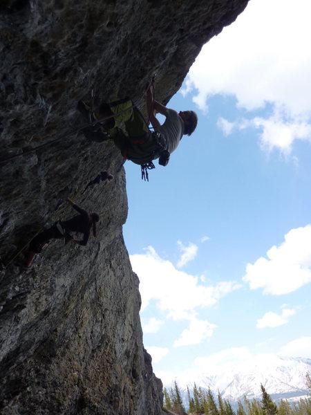 Rock Climbing Photo: Grassi Lakes