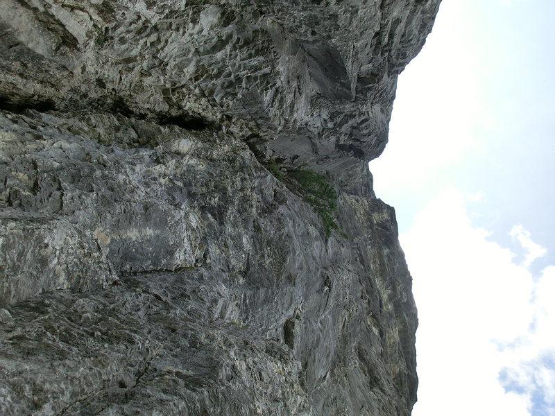 Rock Climbing Photo: Ghost